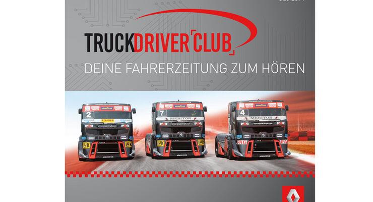 FERNFAHRER FF 0811: Die Fahrerzeitung zum Hören