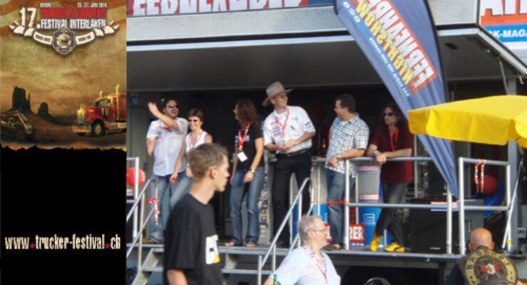 FERNFAHRER verlost Tickets für Interlaken 2010
