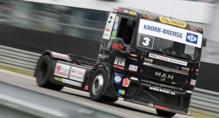 FIA Truck Racing Championship, Round 5, Sunday