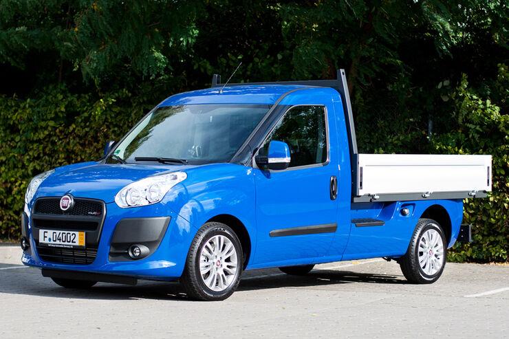 Fiat-Transporter, neuer Antrebsstrang