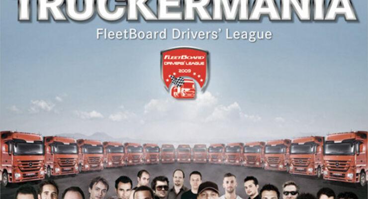 Finale der Fleetboard-Fahrerliga im Visier