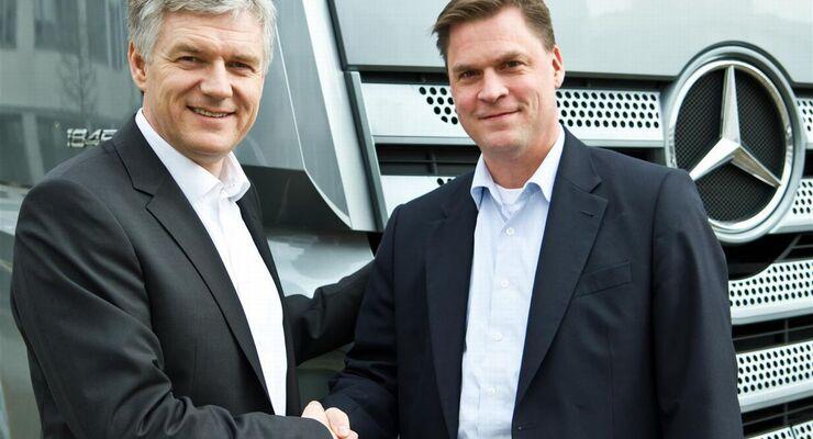 Fleetboard, Forcher, Müller, neuer Geschäftsführer