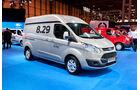 Ford Transit Courier, Sync, Hochdach, Dreitoner