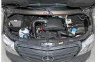Ford Transit gegen Mercedes Sprinter, Motor