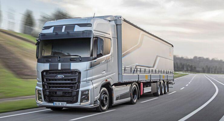 Ford Trucks in Deutschland