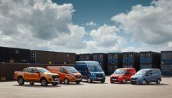 Ford startet mit Rekorden ins Nutzfahrzeugjahr 2019