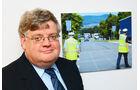 Fünf Jahre neue Lenk- und Ruhezeiten, BAG-Präsident Andreas Marquardt