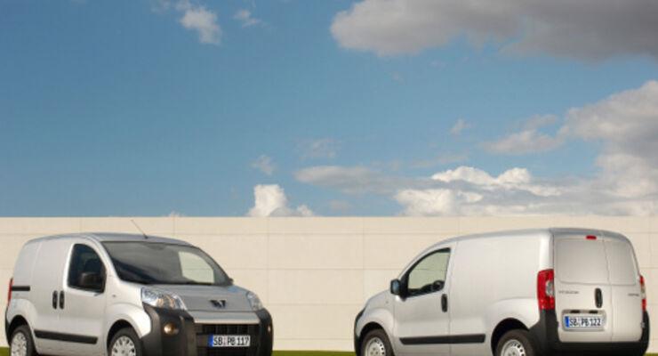 Fuhrparkausschreibung für kleine Firmen