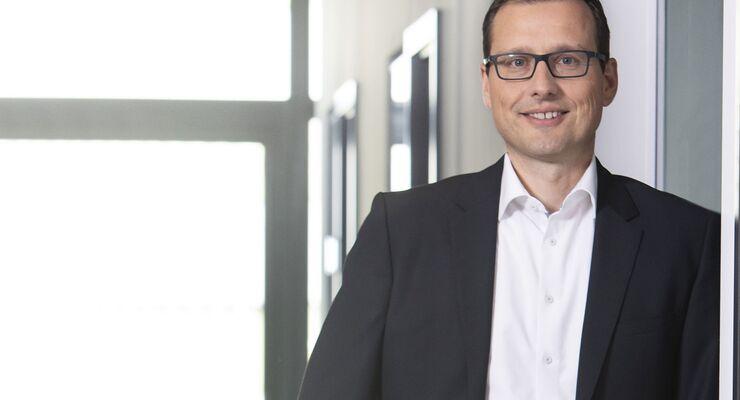 GLS Deutschland-Chef Martin Seidenberg