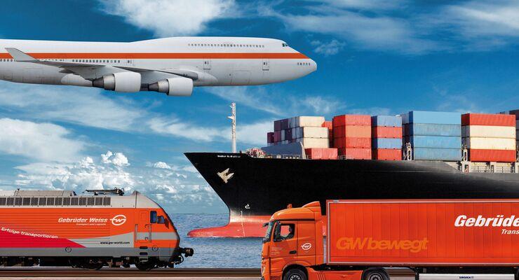 Gebrüder_Weiss, Logistik, Österreich