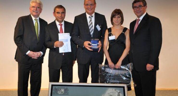 Geis Gruppe mit Award ausgezeichnet