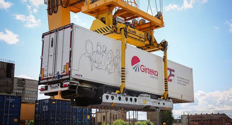 Girteka Logistics setzt aud den KV