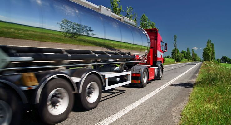 Grüne Logistik, Elektromobilität, Umwelt, Fraunhofer, Lkw, Straße