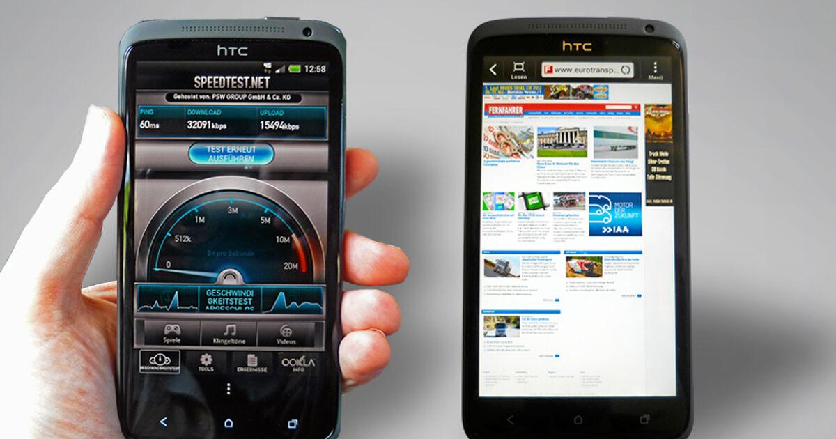 Smartphone im Test: HTC One XL