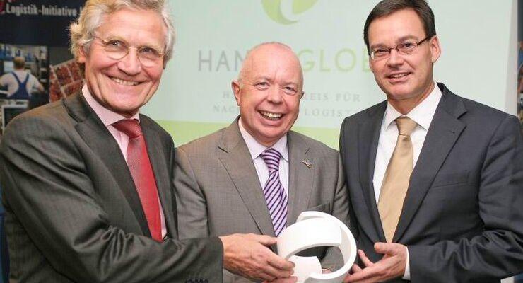 Hanse Globe geht an dm-Markt