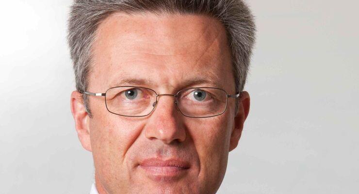 Heinrich Beckmann, GLS Germany Geschäftsführer