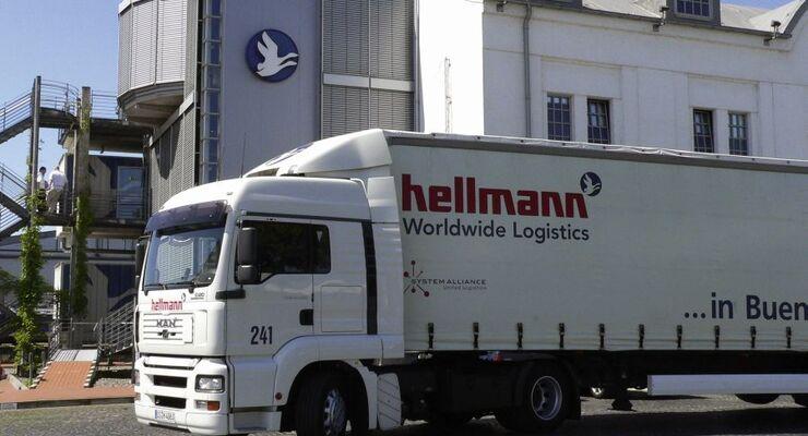 Hellmann, Lkw