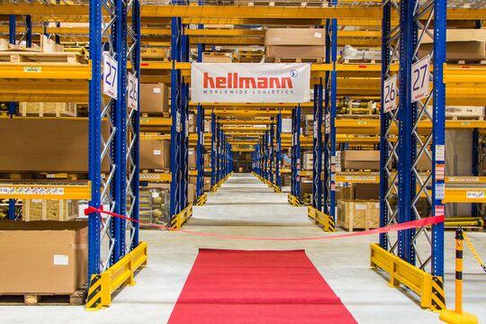 Hellmann Worldwide Logistics, Warehouse