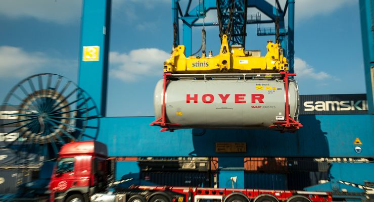 Hoyer Group, Hoyer, Tanklogistik
