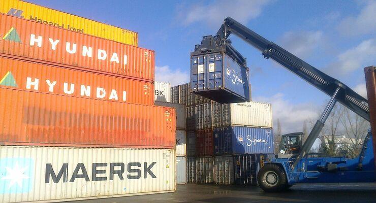 IGS, Hamburg, Bremerhaven, Heilbronn, KTHN, Intermodalverbindung, Logistikdienst, IGS Intermodal Container Logistics