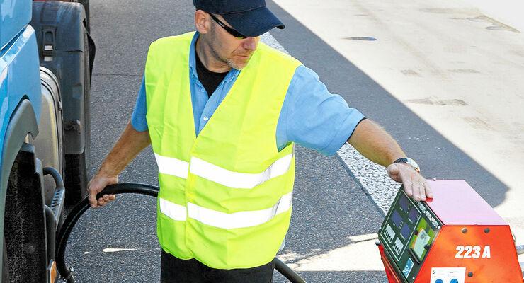 In-Use-Compliance-Vorschrift, Euro-6-Abgasgrenzwerte