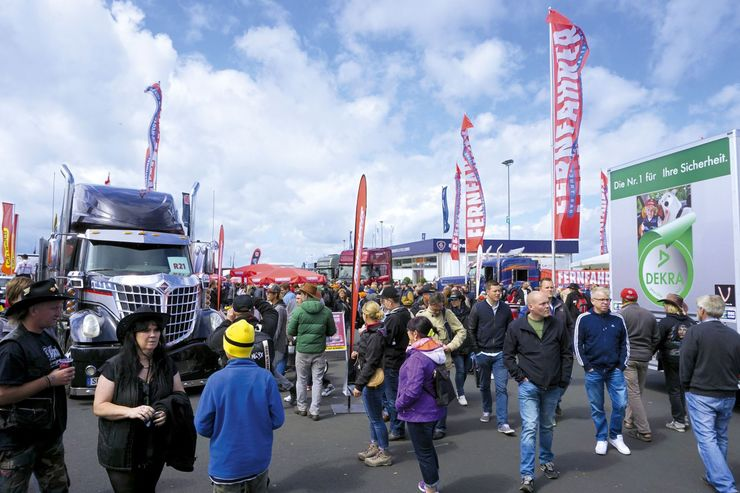 Industriepark, TGP, 2016, Nürburgring, Truck Grand Prix