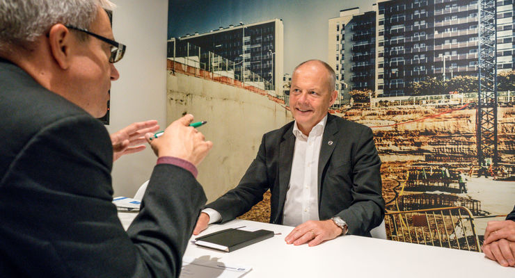 Interview Claes Nielson, Volvo