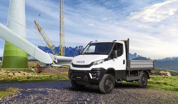 Iveco Daily 4x4 Transporter
