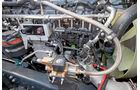 Iveco Stralis 440S33 CNG, Niederdruck-Rail, sechs Zündspulen, sechs Zündkerzen