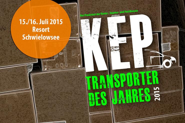 KEP Transporter des Jahres 2015