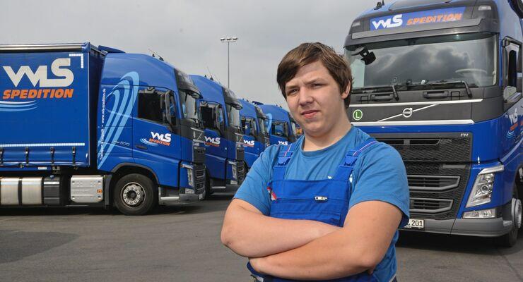 Kai Eichelberger von WLS in Steinhagen