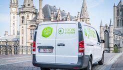 Kochboxanbieter Hello Fresh mit eVito unterwegs