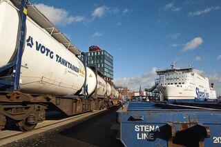 Kombiverkehr Baut Verbindungen Gen Norden Aus Eurotransport