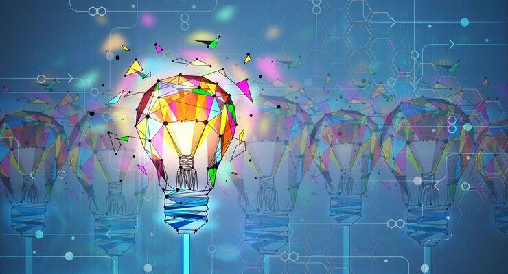 Kreativität, Gehirn, Ideen, Idee