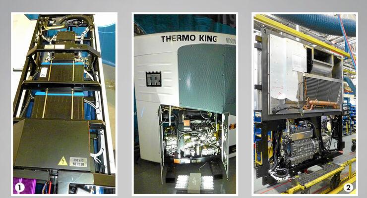 Kühlaggregate von Thermo King