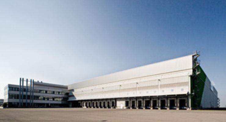 LGI: Neues Logistikzentrum in Hünxe