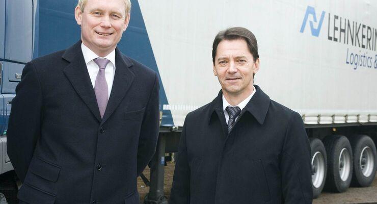 Lehnkering übernimmt Logistik für Stahlriesen