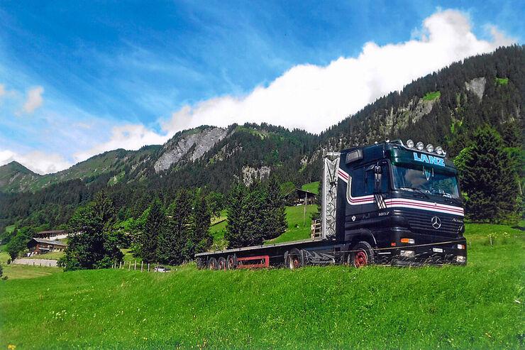 Leser und ihre Trucks, Mario Stoffel
