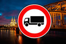 Lkw-Verbot in Köln