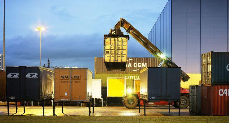 Logistik Container, Nägele