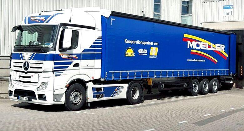 Logistiknetzwerk, Logistik, Astre-Dach, Astre