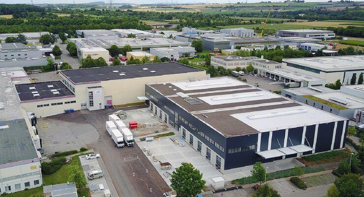 Loxx Pan Europa Standort Pleidelsheim