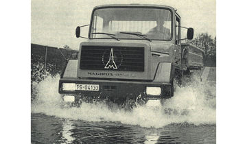 Magirus-Deutz Eckhauber 3. Generation ab 1971, Test Magirus 232 D16 K/AK, lao 4/1971, Rückspiegel lao 4/2021, Historie Oldtimer FF 5/2021