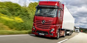 Mercedes-Benz Actros Sonderheft