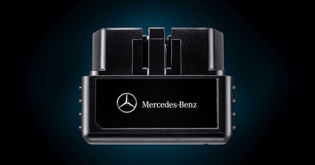 mercedes pro adapter telematik zum nachr sten eurotransport. Black Bedroom Furniture Sets. Home Design Ideas