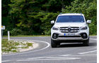 Mercedes-Benz X 350 d Test