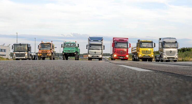 Mercedes -Range-Drive