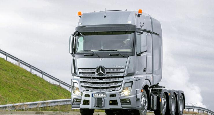 Mercedes-SLT-Baureihe – Produktprogramm