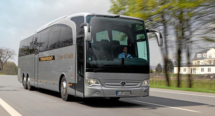 Mercedes Travego Edition 1