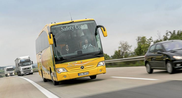 Mercedes Travego Safety Coach